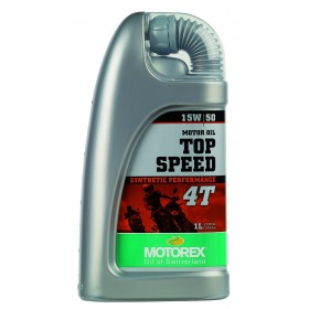 Motorex Top Speed 15W50 1L