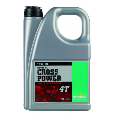 Motorex Cross Power 10W50 4L