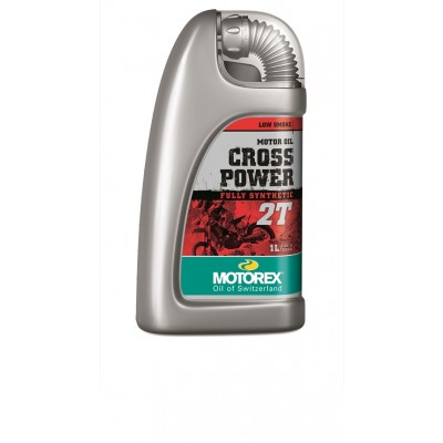 MOTOREX CROSS POWER 2T ENVASE DE 1L