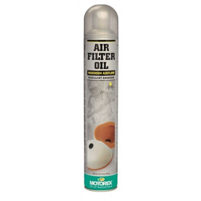 Motorex Air Filter Oil Spray 750cc
